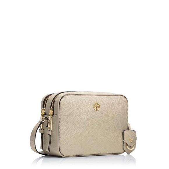 Tory Burch Robinson Double-zip Crossbody Bag. M 5aa6228a8af1c5decf133cea 3ea6b17aa0f65